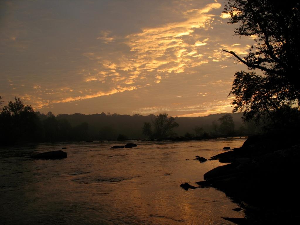 Fall Sky, Pre-Sunrise